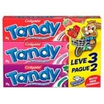 Gel Dental Tandy Sabores 50g 3 Unidades