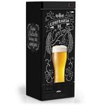 Geladeira Freezer Cervejeira para Bebidas 400 Litros Conservex Crv 400 Preta 220v