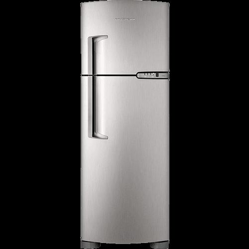 Geladeira/ Refrigerador Brastemp Frost Free Clean BRM39 352 Litros - Inox