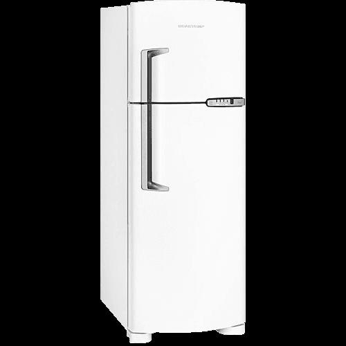 Geladeira / Refrigerador Brastemp Frost Free Clean BRM39 352L Branco