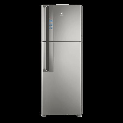 Geladeira/refrigerador Df56s Top Freezer 474l Platinum 220v