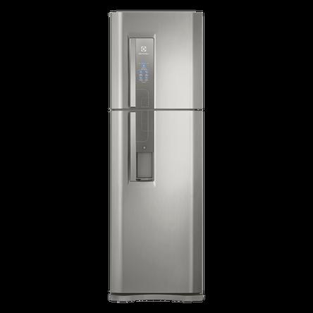 Geladeira Top Freezer com Dispenser de Água Platinum 400L (DW44S) 220V/60HZ