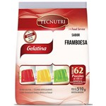 Gelatina Framboesa 510g - Tecnutri
