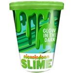 Geleca - Slime - Brilha no Escuro - Nickelodeon - Verde - Toyng
