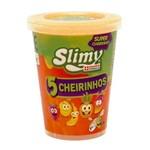 Geleca - Slimy com Cheirinho - Frutas - Banana - Toyng