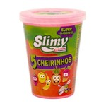 Geleca - Slimy com Cheirinho - Frutas - Manga - Toyng