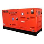 Gerador a Diesel 165 Kva Trifásico 110/220v Silenciado- Nd165000es3