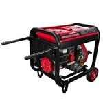 Gerador de Energia a Diesel, 8 Kva, Trifásico 110/220v Partida Elétrica - Nd8000e3