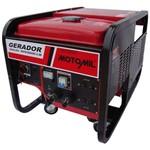 Gerador de Energia a Gasolina de 11 Kva - Trifásico 220v - Motomil Mgt-11000cle