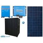 Gerador de Energia Victron Off Grid Aldo Solar Gef-ogv5000230pg 5000va S-230v Autonomia 24 Horas Bateria Litio