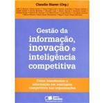 Gestao da Informacao Inovacao e Inteligencia Competitiva - Saraiva