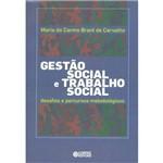 Gestão Social e Trabalho Social - Desafios e Percursos Metodológicos