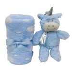 Gift Unicórnio Azul - Buba