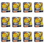 Gillette Proglide Carga C/2 (kit C/12)