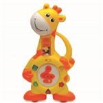 Girafa Musical Encantada - Buba Toys