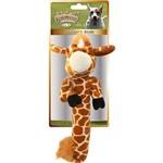 Girafa Pelúcia com Enchimento EVA 40cm - Pawise