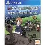 Girls Und Panzer Dream Tank Match - Ps4
