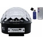 Globo de Luz para Festa com Bluetooth USB e Pen Drive Bola M