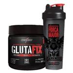 Gluta Fix 300g + Coqueteleira