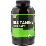 Glutamina Optimum Nutrition 1000mg 240 Cápsulas