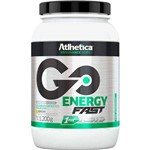 Go Energy Fast - Endurance Series -Suplemento Alimentar Abacaxi - 1200g - Atlhetica