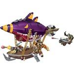 Goblin Zeppelin Megablocks - World Of Warcraft