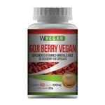 Goji Berry 500mg 60 Capsulas Vegan