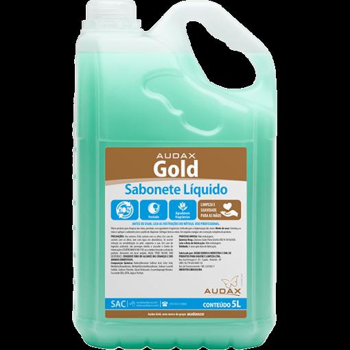 Gold Sabonete Líquido - 5 Litros - AudaxCo