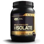 Gold Standard 100% Isolate - 1032g Rich Vanilla - Optimum Nutrition
