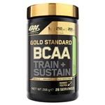 Gold Standard Bcaa Train + Sustain 28 Porções