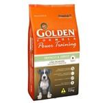 Golden Power Training Filhote para Cães Sabor Frango e Arroz - 15kg