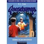 Goosebumps 19 - Vamos Ficar Invisiveis - Fundament