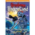 Goosebumps Horrorland 8 - Diga Xis e Grite Ate Morrer - Fundamento