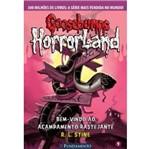 Goosebumps Horrorland 9 - Bem Vindo ao Acampamento Rastejante - Fundamento