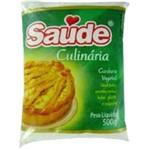 Gordura Hidrog Saude Caixa com 12 - 500g
