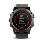 GPS de Pulso Garmin Fenix 5X Safira