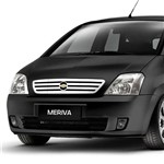 Grade Chevrolet Meriva 2002/2012 Fusion com Logo