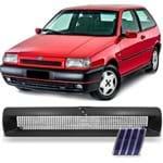 Grade Dianteira do Radiador Fiat Tipo 1993 a 1997 - com Emblema