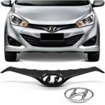 Grade Dianteira Hyundai HB20 2012 2013 2014 2015 com Emblema