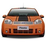Grade Ford Fiesta 2008/2010 Fusion com Logotipo