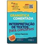 Gramatica Comentada com Interpretacao de Textos 01