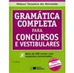 Gramatica Completa para Concursos - Saraiva