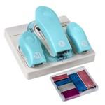 Grampeador 3 Tamanhos Wer Memory Keepers Magnetic Staple Toke e Crie - 20214 - WER021