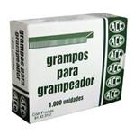 Grampo 23/8 Enak 8 1000 Unidades Acc