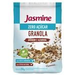 Granola Zero Açúcar Amendoim e Alfarroba 250g - Jasmine
