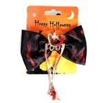 Gravata Borboleta Pernas de Esqueleto - Halloween