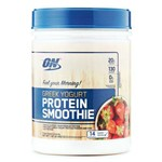 GREEK YOGURT PROTEIN SMOOTHIE 462g Morango Optimum Nutrition