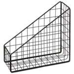 Grid Caixa Arquivo/porta-revistas Preto