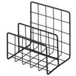Grid Porta-correspondência Preto