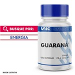 Guaraná 500mg 60 Cáps